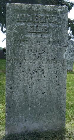 Minerva Ann <i>Harrison</i> Kile