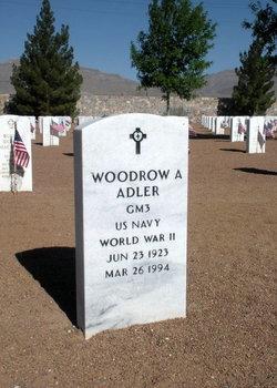 Woodrow Alfred Adler