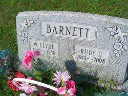 Ruby C. <i>Parks</i> Barnett
