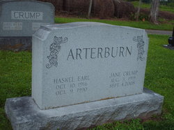 Jane <i>Crump</i> Arterburn