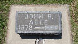 John Agee
