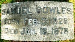 Samuel Bowles, III