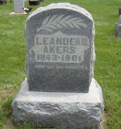 Leander B. Akers
