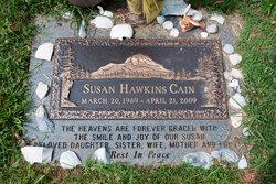 Susan <i>Hawkins</i> Cain