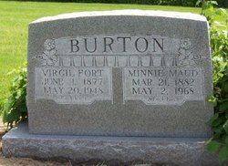 Virgil Fort Burton