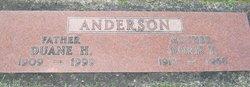 Doris Teresa <i>Beckman</i> Anderson