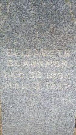 Elizabeth <i>Butler</i> Blackmon