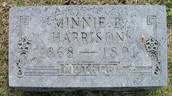 Minnie B Harrison