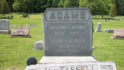 Hattie E <i>Aldrich</i> Adams