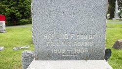 Rolland F Adams