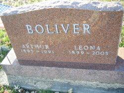 Leona <i>Winegar</i> Boliver