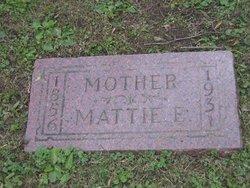 Mattie E. <i>Fifield</i> Augustine