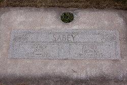 Jane <i>Hatch</i> Sabey