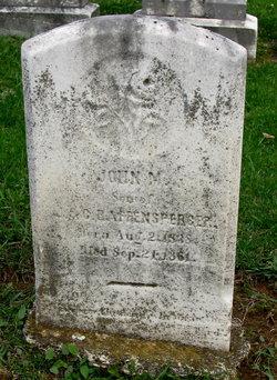 John M Raffensperger