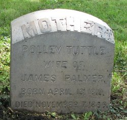 Polly <i>Tuttle</i> Palmer