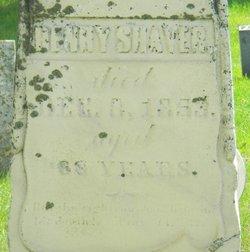 Henry Shaver