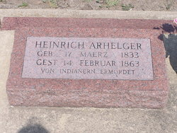 Heinrich Arhelger