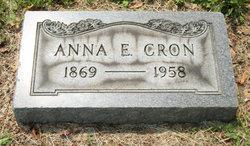 Anna Eaton <i>Burnep</i> Cron
