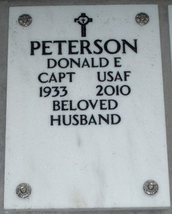 Donald Eugene Peterson
