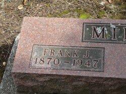 Franklin J. Frank Miller