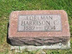 Harrison Foreman