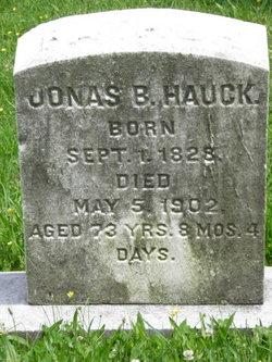 Jonas B Hauck