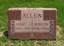 Mary Jane <i>Warren</i> Allen