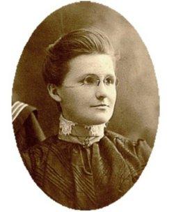 Frances L. Fannie <i>Keyser</i> Beaver