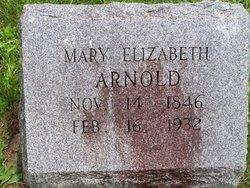 Mary Elizabeth Arnold