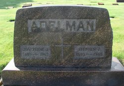 Josephine Johanna <i>Hartman</i> Adelman