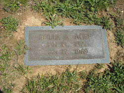 Mary Bell Belle <i>Kegley</i> Agee