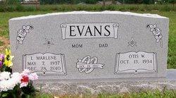 Lavona Marlene <i>Ford</i> Evans