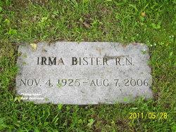 Irma Marion <i>Yantz</i> Bister
