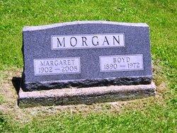 Boyd Morgan