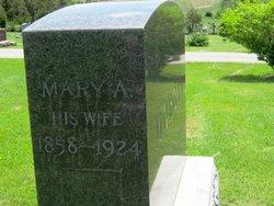 Mary Anna <i>Kimple</i> Morgan
