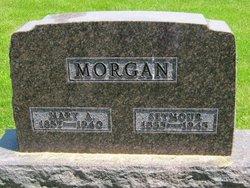 Mary A <i>Clark</i> Morgan