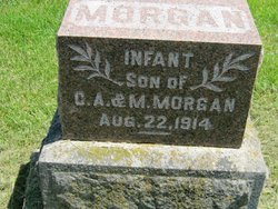 Infant Son Morgan