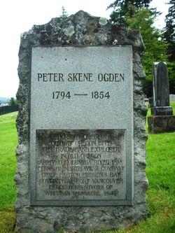 Peter Skene Ogden