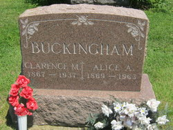 Alice <i>Casey</i> Buckingham