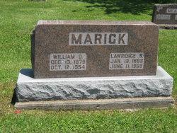 William O Marick