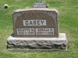 Gerald Dean Casey