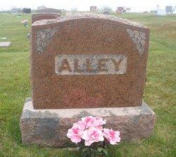 Elizabeth Emma Lizzie <i>Woodward</i> Alley