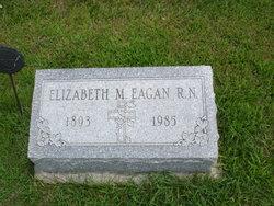 Elizabeth M Eagan
