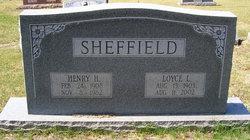 Henry Hinton Sheffield