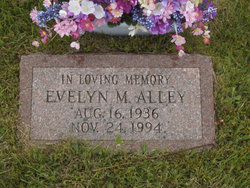 Evelyn Myrtle <i>Alley</i> Alley