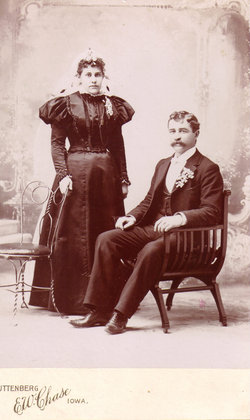 Clara Marie <i>Kann</i> Burr