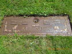Eletha Bell <i>Pringle</i> Allender