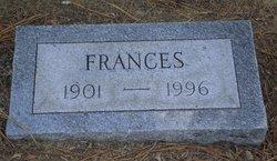 Frances Myrtle <i>Colby</i> Buchanan
