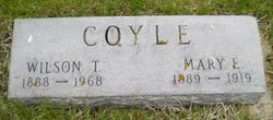 Wilson T Coyle