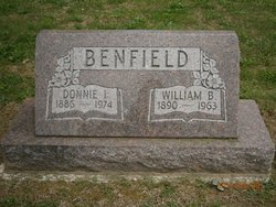 Donnie I Benfield